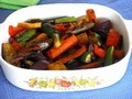Barbecue Maple Vegetables