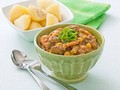 Moroccan Beef and Chickpea Stew