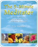 The Five Minute Meditator